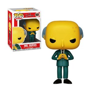 Boneco Mr. Burns 501 The Simpsons - Funko Pop!