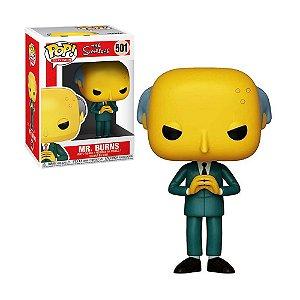 Boneco Mr. Burns 501 The Simpsons - Funko Pop!