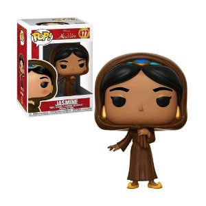 Boneco Jasmine 477 Disney Aladdin - Funko Pop!