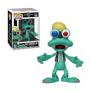 Boneco Goofy Monsters Inc 409 Kingdom Hearts III - Funko Pop!