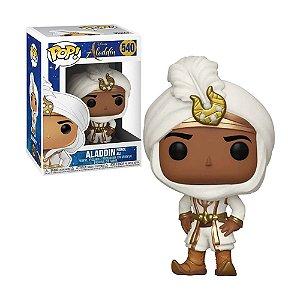 Boneco Aladdin Prince Ali 540 Disney Aladdin - Funko Pop!