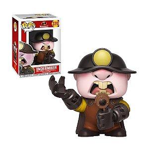 Boneco Underminer 370 Disney Incredibles 2 - Funko Pop!