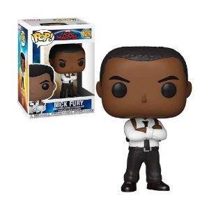 Boneco Nick Fury 428 Captain Marvel - Funko Pop!