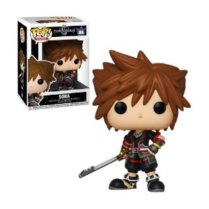 Boneco Sora 483 Kingdom Hearts III - Funko Pop!