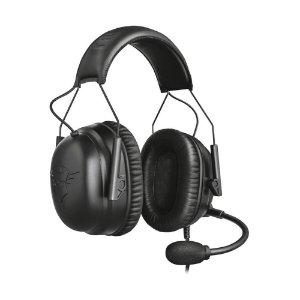 Headset Gamer Trust Wayman PRO GXT 444 com fio - Multiplataforma