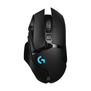 Mouse Gamer Logitech G502 Lightspeed RGB 16000dpi sem fio
