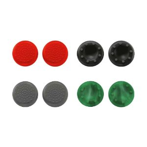 Grips para Analógicos Trust Thumb Grips (8 Pack) - PS4