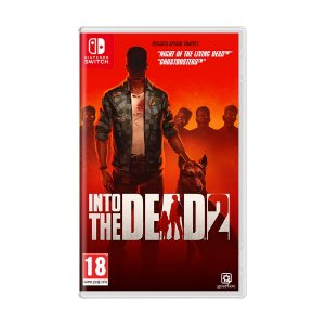 Jogo Into the Dead 2 - Switch