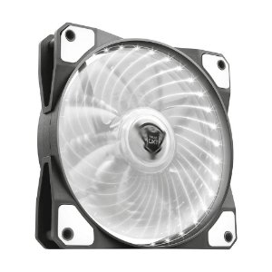 Fan Trust GXT 762W Branco 1300 RPM - PC