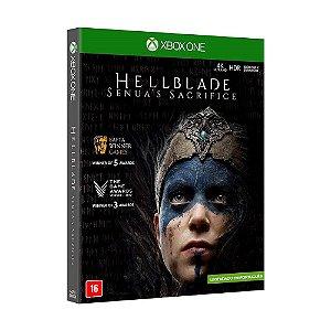 Jogo Hellblade: Senua's Sacrifice - Xbox One