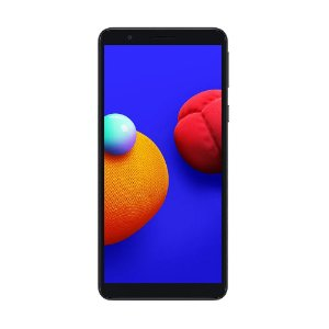 "Smartphone Samsung Galaxy A01 Core 32 GB 8MP Tela 5.3"" Preto"