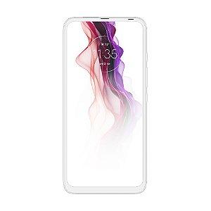 "Smartphone Motorola One Fusion+ 128GB 64MP Tela 6.5"" Branco"