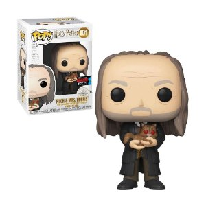 Boneco Filch & Mrs. Norris 101 Harry Potter - Funko Pop!