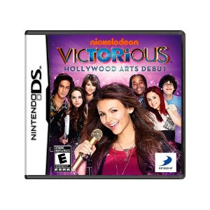 Jogo Victorious: Hollywood Arts Debut - DS