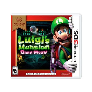 Jogo Luigi's Mansion: Dark Moon - 3DS