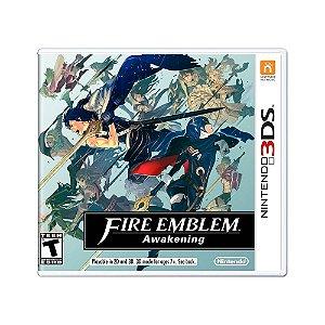 Jogo Fire Emblem: Awakening - 3DS