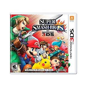 Jogo Super Smash Bros. - 3DS