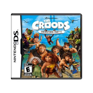 Jogo The Croods: Prehistoric Party! - DS