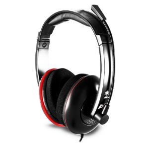 Headset com fio Turtle Beach Ear Force DP11 - PS3, PS4, PC e Mac