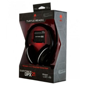 Headset com fio Turtle Beach Ear Force DPX21 - Multiplataforma