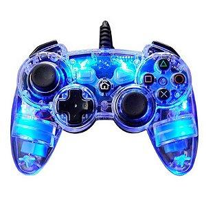 Controle Afterglow Dualshock 3 Azul com fio - PS3
