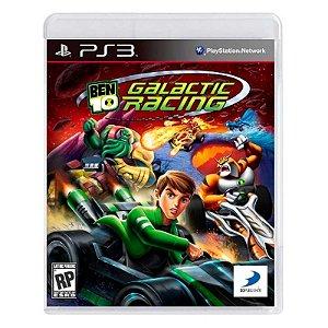 Jogo Ben 10: Galactic Racing - PS3