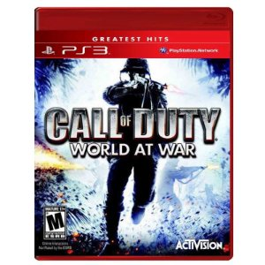 Jogo Call of Duty: World at War - PS3