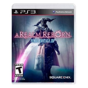 Jogo Final Fantasy XIV: A Realm Reborn - PS3