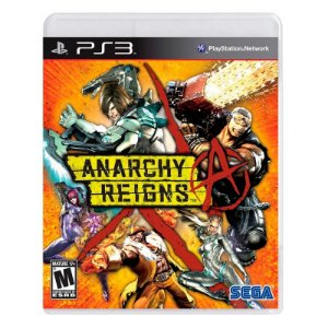 Jogo Anarchy Reigns - PS3