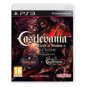 Jogo Castlevania: Lords of Shadows Collection - PS3