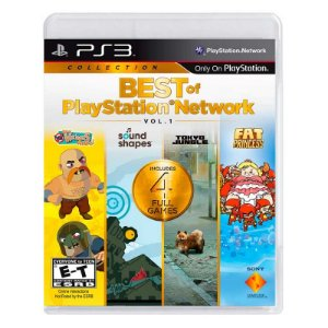 Jogo Best of PlayStation Network: Volume 1 - PS3