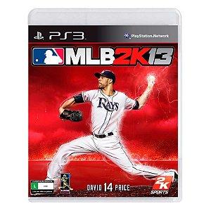 Jogo MLB 2K13 - PS3