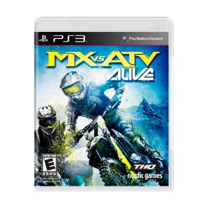 Jogo MX vs. ATV: Alive - PS3
