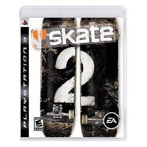 Jogo Skate 2 - PS3