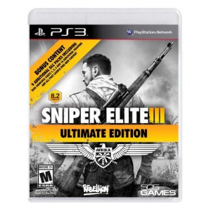 Jogo Sniper Elite III (Ultimate Edition) - PS3