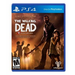 Jogo The Walking Dead: The Complete First Season (GOTY) - PS4