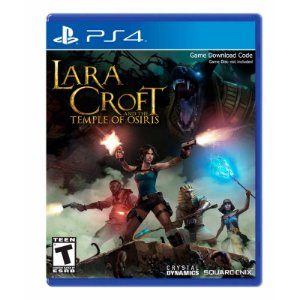 Jogo Lara Croft and the Temple of Osiris - PS4