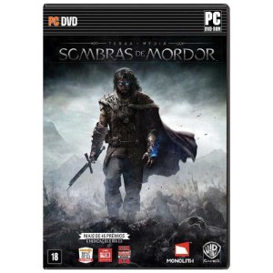 Jogo Terra Média: Sombras de Mordor - PC