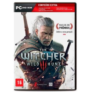 Jogo The Witcher 3: Wild Hunt - PC