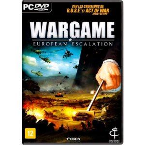 Jogo Wargame: European Escalation - PC