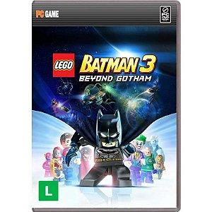 Jogo LEGO Batman 3: Beyond Gotham - PC