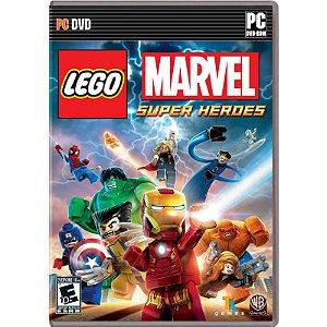 Jogo LEGO Marvel Super Heroes - PC