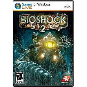 Jogo BioShock 2 - PC