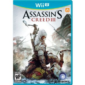 Jogo Assassin's Creed lll - Wii U