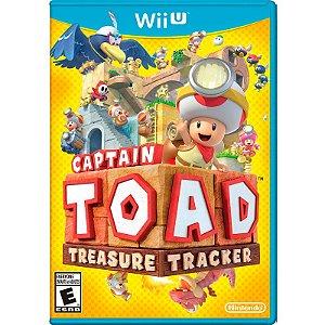 Jogo Captain Toad: Treasure Tracker - Wii U