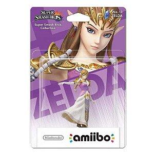 Nintendo Amiibo: Zelda - Super Smash Bros - Wii U e New Nintendo 3DS