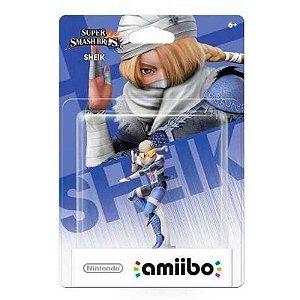 Nintendo Amiibo: Sheik - Super Smash Bros - Wii U e New Nintendo 3DS