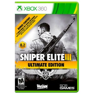 Jogo Sniper Elite III (Ultimate Edition) - Xbox 360