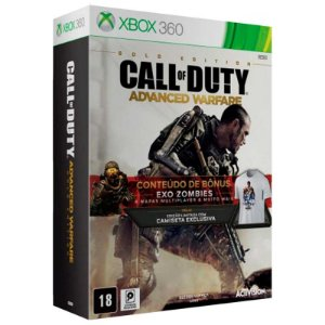 Jogo Call of Duty: Advanced Warfare (Gold Edition) - Xbox 360