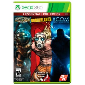 Jogo 2K Essentials Collection - Xbox 360